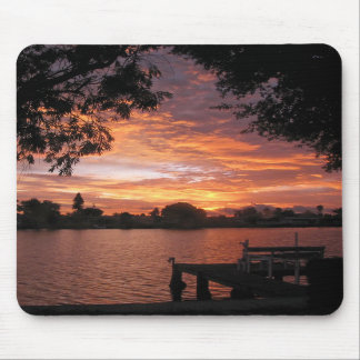 September Sunrise Florida Mouse Pads