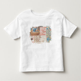 September: Trampling Grapes Toddler T-shirt