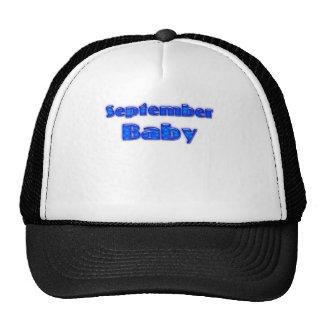 September Trucker Hat