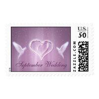 september_wedding postage