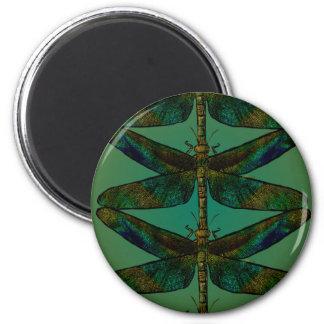 September Wing Dusk Line Magnet