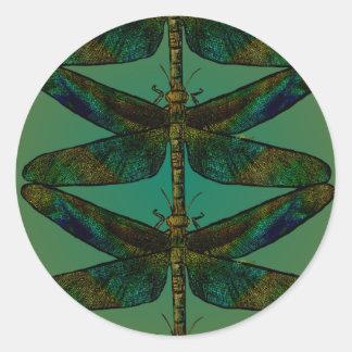 September Wing Dusk Line Sticker
