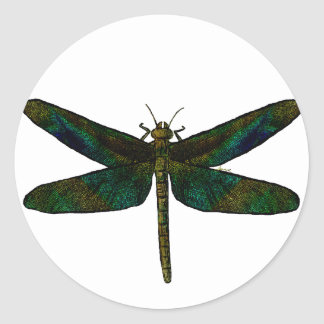 September Wing Flee Sticker