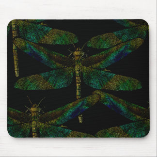 September Wing Night Mousepad