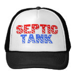 Septic Tank Cap Trucker Hats