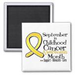 Septiembre es mes de la conciencia del cáncer de l iman
