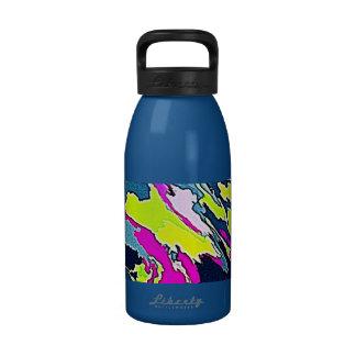 Septiembre llamativo c botellas de agua reutilizables