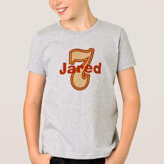 Séptima camisa del cumpleaños