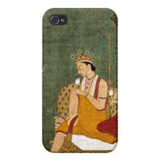 Séptima encarnación de Vishnu como Rama-Chandra iPhone 4 Funda