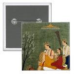 Séptima encarnación de Vishnu como Rama-Chandra Pin