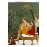 Séptima encarnación de Vishnu como Rama-Chandra Felicitación