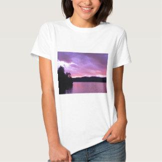 Séptima puesta del sol II del lago Camisas