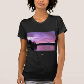 Séptima puesta del sol II del lago Poleras
