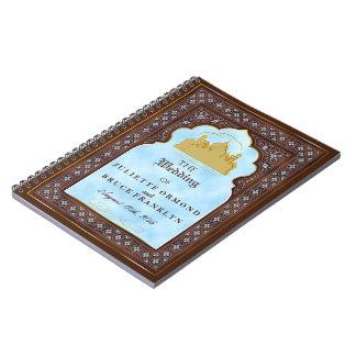 Séptimo cielo - cuaderno del boda