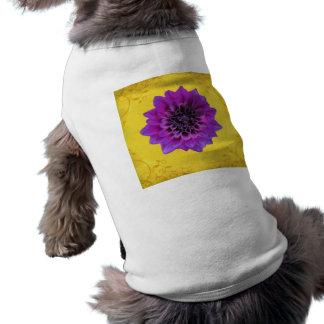 Séptimo - regalo de Chakra de la corona Camisas De Mascota
