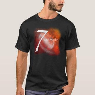Septmedia Galexys Orange T-Shirt