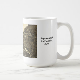 Septmoncel, La Faucille, Jura Coffee Mug