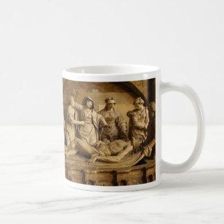 Sepulchre 16th Century Entombment of Christ Coffee Mug
