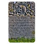 Sepulcro antiguo imanes