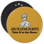 Sepulcro del arqueólogo pin