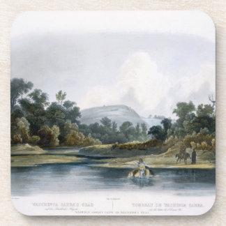 Sepulcro en las colinas del mirlo, placa de Washin Posavaso