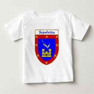Sepulveda Coat of Arms Baby T-Shirt