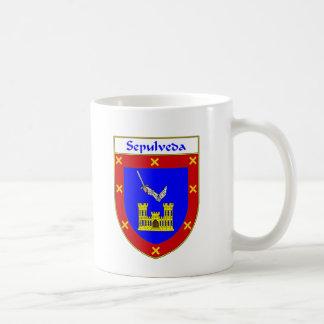 Sepulveda Coat of Arms Coffee Mug