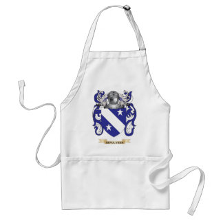 Sepulveda Coat of Arms (Family Crest) Aprons