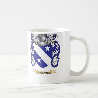 Sepulveda Coat of Arms (Family Crest) Mugs