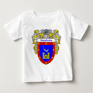 Sepulveda Coat of Arms (Mantled) Baby T-Shirt