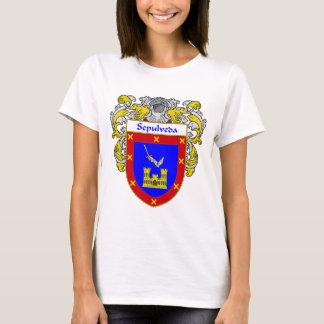 Sepulveda Coat of Arms (Mantled) T-Shirt