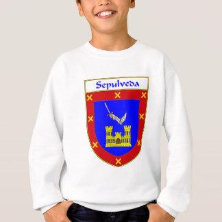 Sepulveda Coat of Arms Sweatshirt