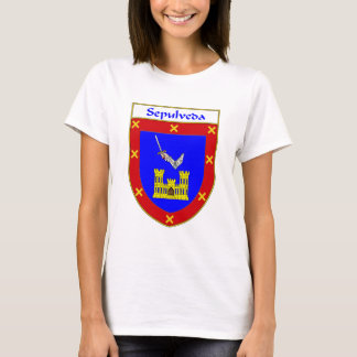 Sepulveda Coat of Arms T-Shirt