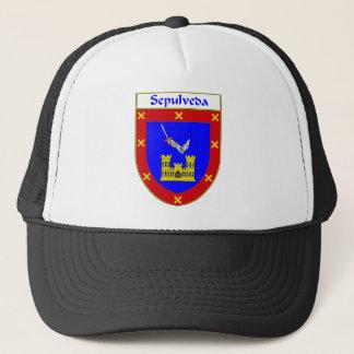 Sepulveda Coat of Arms Trucker Hat