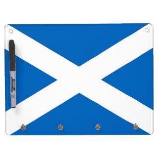 Seque al tablero del borrado con la bandera de Esc Pizarra Blanca