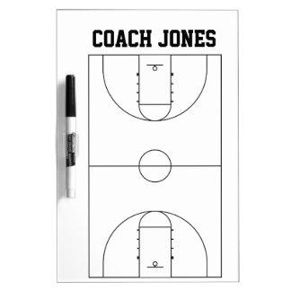 Seque al tablero del borrado para el entrenador de tableros blancos