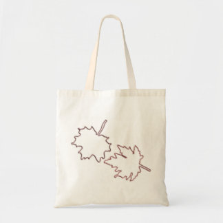Seque el bolso de las hojas bolsas