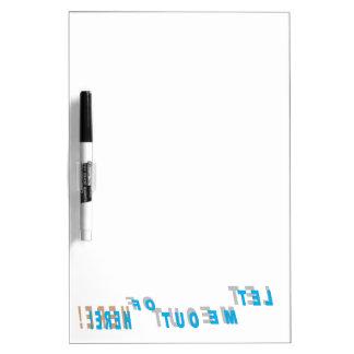 Seque el borrado Board2.9 Pizarras Blancas