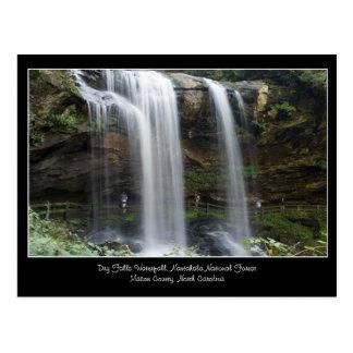 Seque la postal de la cascada de las caídas