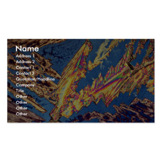 Sequence Double-Sided Standard Business Cards (Pack Of 100)