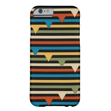 Sequence of Stripes Barely There iPhone 6 Case