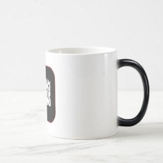 Sequence Swiss cup 11 Oz Magic Heat Color-Changing Coffee Mug