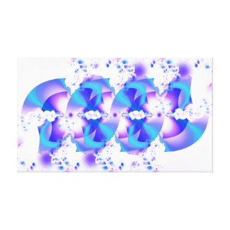 Sequential Dreaming Canvas Print