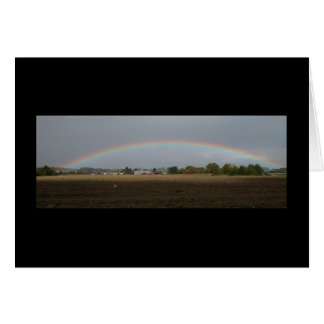 Sequim Rainbow Greeting Cards