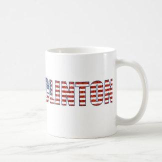 sequin Clinton Coffee Mug