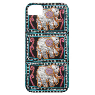 sequin elephant iphone case iPhone 5 covers