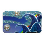 Sequin Waves iphone case 2 iPhone 3 Covers