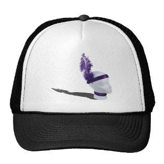 SequinChokerHeadbandFeather021613.png Trucker Hat