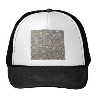 SEQUINE-EMBROIDERY TRUCKER HAT