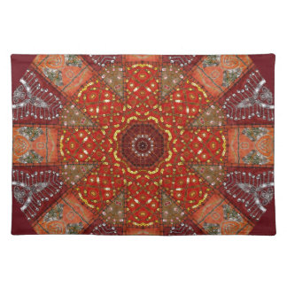 Sequined Tapestry 2 Cloth Place Mat